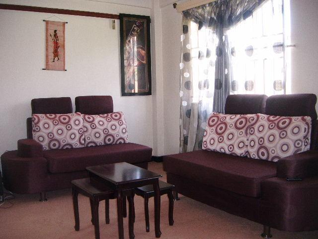 lounge - Cozy 2Bed Apt close to Kampala city - Kireka - rentals