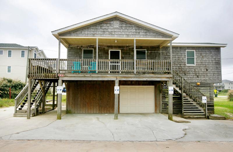 Oceanside Cottage #6 - Image 1 - Nags Head - rentals