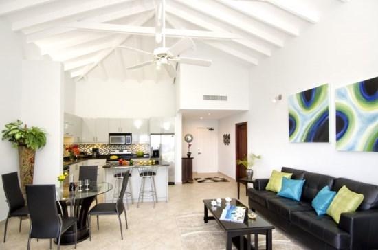 Atlantica Beach Resort Condo - Unit 15 B *Dawn Beach* - Image 1 - Sint Maarten - rentals