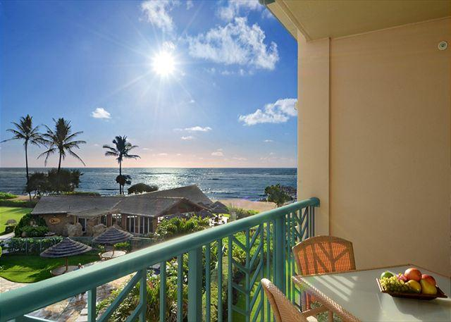 CALL NOW for OCEAN & BEACH view **DISCOUNTS**  H306 is PRIME!! - Image 1 - Kapaa - rentals