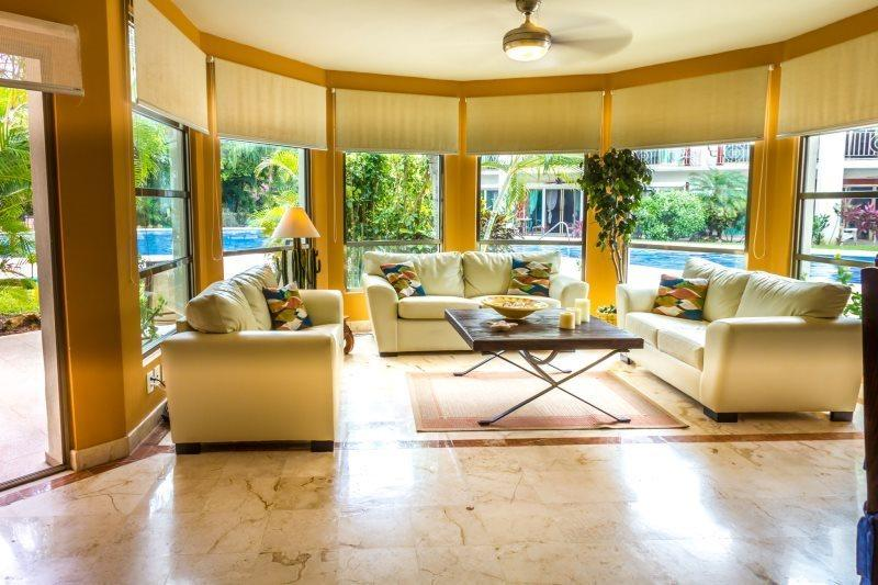 Ground Floor Show Home off of the Tranquil Pool - Image 1 - Playa del Carmen - rentals