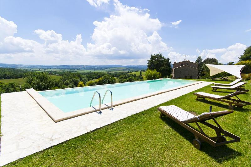 Villa Cecilia - Image 1 - Tuscany - rentals