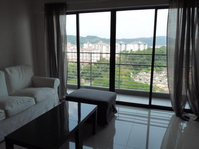 Living room - Vacation Rental, Setia Walk, Puchong - Puchong - rentals