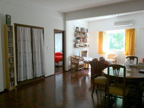 living room / dining room - Lovely and sunny 1-bedroom apartment in Buenos Aires - Alto Palermo Area - Buenos Aires - rentals