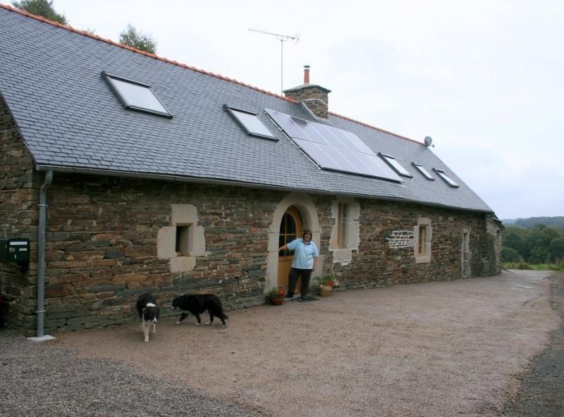 Main house - Quiet rural location - Paule - rentals