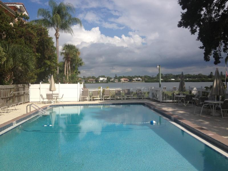 Pool - Beautiful Siesta Key Condo. On the Water- Sarasota - Siesta Key - rentals
