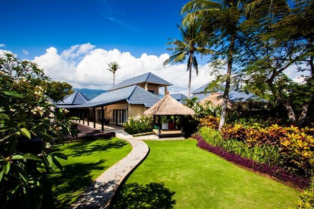 Grand Beach Villa Exterior - Grand Beach Villa @ THE LOVINA - Lovina - rentals