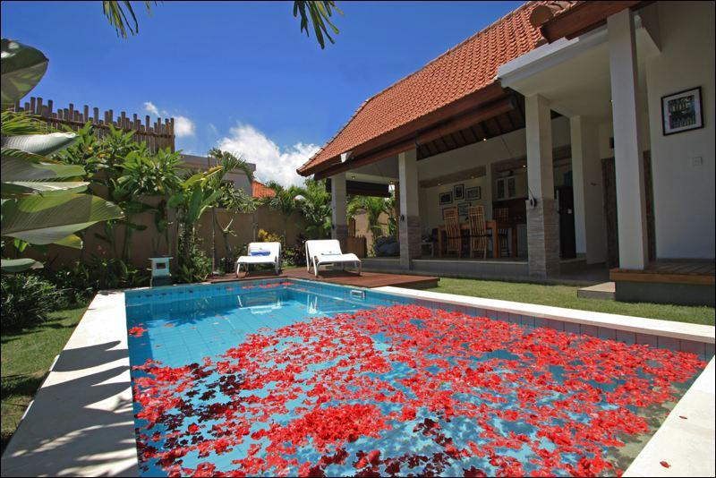 Pool - Bali Seminyak 600 m from the beach - Seminyak - rentals