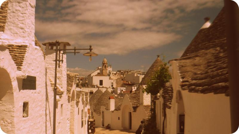 Exclusive TRULLO DELL'AIA  -Center of Alberobello - Image 1 - Alberobello - rentals