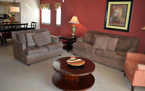 Comfortable & Roomy Living Area - Huge 3BR luxury villa @ Yacht Club 1-701! - North Myrtle Beach - rentals