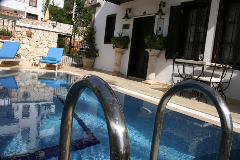 Townhouse with private pool - LUXURY TOWNHOUSE WITH POOL IN OLD TOWN - Kalkan - rentals
