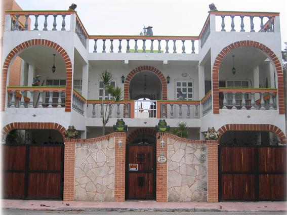 Casa de las Ranas Rental Studios - Image 1 - Puerto Morelos - rentals