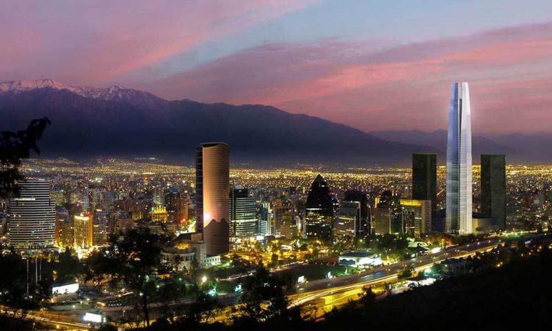 Big aparment in Downtown Santiago. - Image 1 - Puyuhuapi - rentals