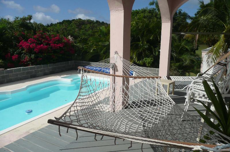 Pool - La Porte Bleue -America's Paradise - Christiansted - rentals
