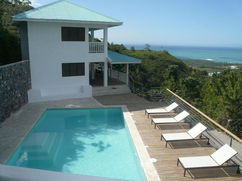 VillaNoria, tranquil ocean view villas with great service - Image 1 - Las Terrenas - rentals