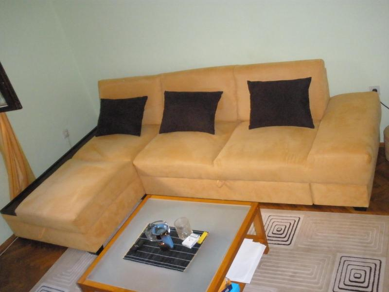 modern family apartment, 2 bedrooms, 2 bathrooms - Image 1 - Zadar - rentals