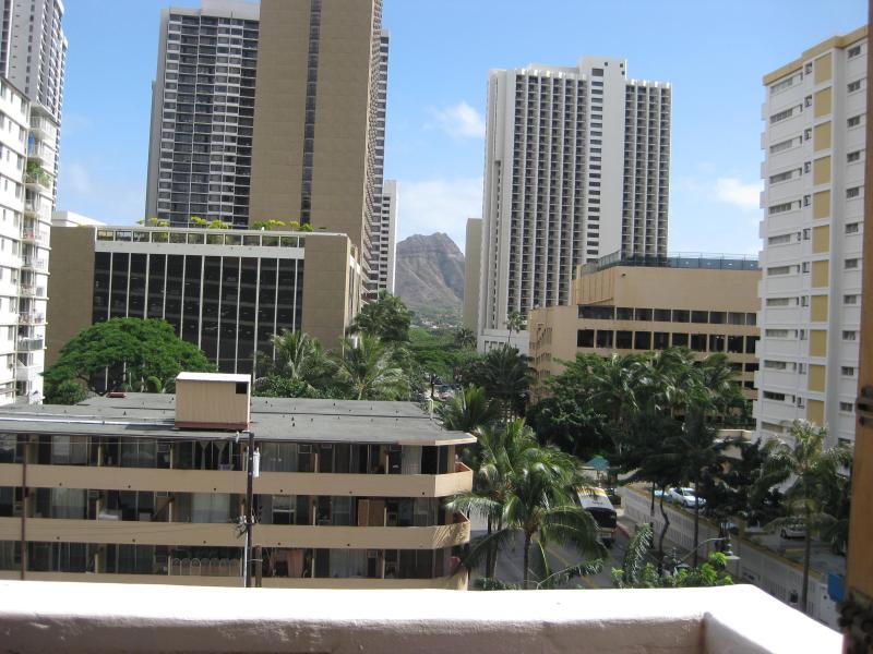 View to Kuhio Ave. - Home Sweet Home - Honolulu - rentals