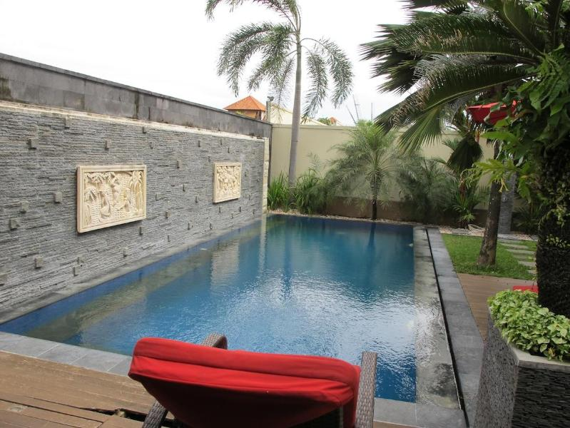 Swimming Pool - Beautiful 4bedroom villa in Umalas - Kuta - rentals
