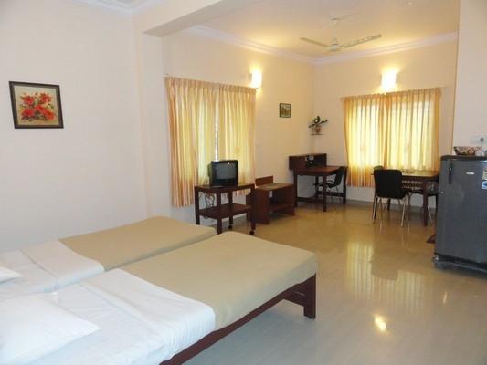 NON-A/C STUDIO ROOM - Tulips Homestay : Non-a/c Deluxe Studio Room, B 2 - Mysore - rentals
