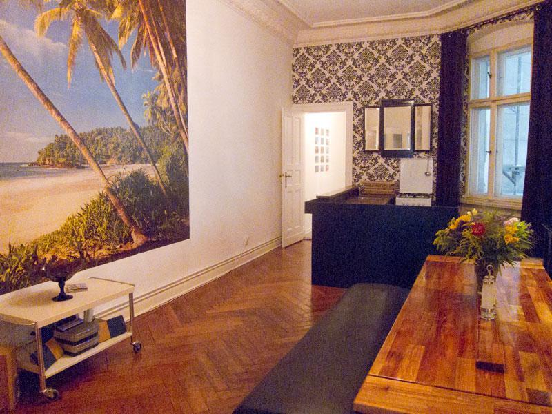 Dining area and kitchen - SECOND FLOOR –huge on buzzing Prenzlauer Berg - Schildow - rentals
