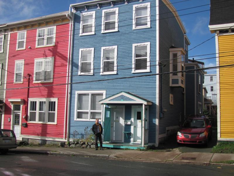 "Street View - Large One Bedroom Apt/ Suite ""B"",  Downtown - Saint John's - rentals"