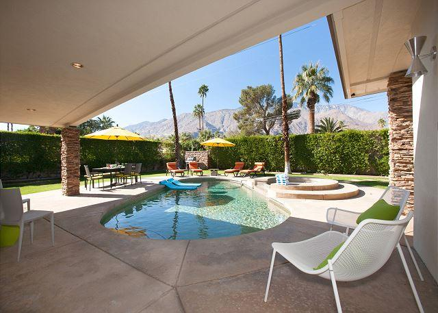 Sunny Skies - Image 1 - Palm Springs - rentals