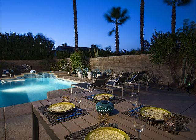 Sun Kissed ~SPECIAL TAKE 20%OFF ANY 5NT STAY THRU SEPT - Image 1 - Palm Springs - rentals