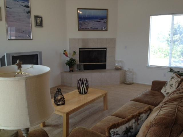 Spacious family room with fireplace - Oceano Dunes Vacation Home - Oceano - rentals