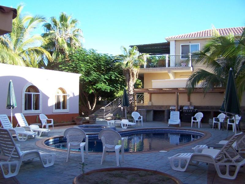 Landscape of the Casa Grande - Casa Grande--Heated / Chilled Pool--The Real Deal - Loreto - rentals