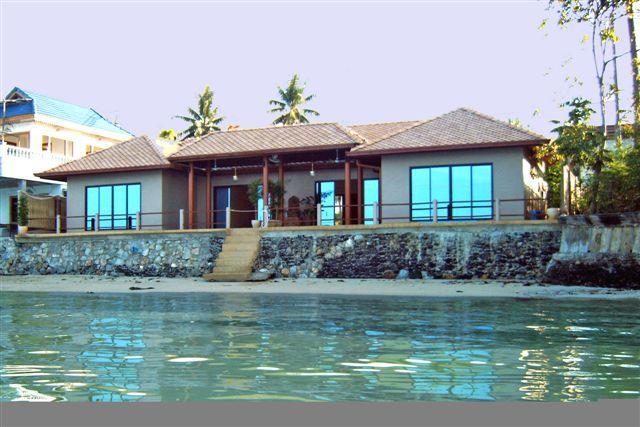 villa beachfront - villa beachfront Koh Samui South - Koh Samui - rentals