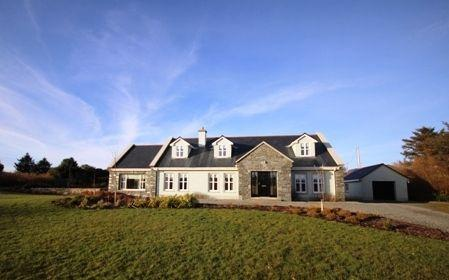 Ballinakill Lodge - 6 bed house huge accommodation & gardens, wheel chair accessible - Image 1 - Connemara - rentals