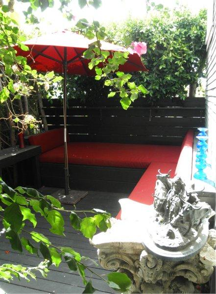 Patio - Echo Park Cottage w/Private Yard - Los Angeles - rentals