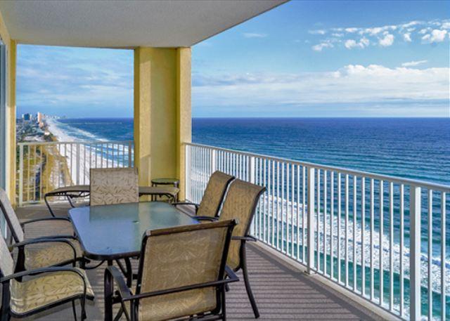 4 Bedroom Oceanfront Condo with Special Deals! - Image 1 - Panama City Beach - rentals