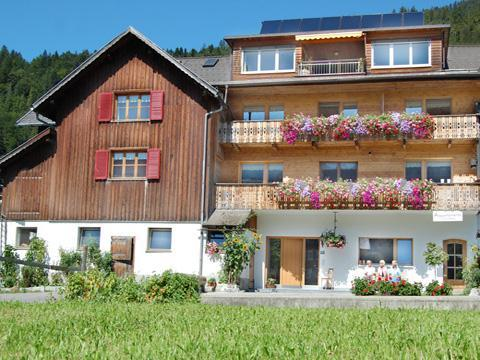 Vacation Apartment in Bezau - comfortable, luxurious, original (# 4546) #4546 - Vacation Apartment in Bezau - comfortable, luxurious, original (# 4546) - Bezau - rentals
