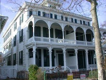 The Skinner House 8014 - Image 1 - Cape May - rentals