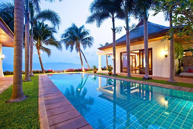 - Villa Gardenia - Thailand - Koh Samui - rentals