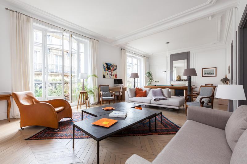 Rue de Courcelles - Image 1 - Levallois-Perret - rentals
