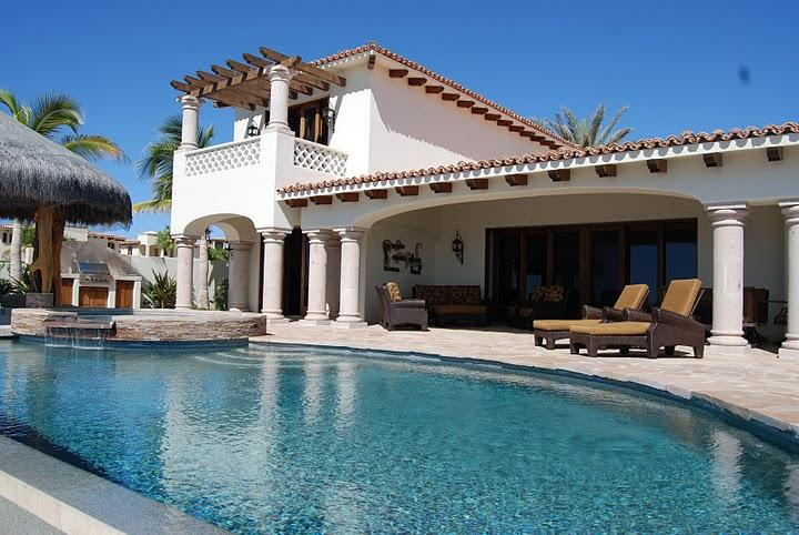 Cabo/Mexico - Stunning Villa w/ Infinity Pool & Jacuzzi & Detached Casita, Steps to Beach! - Image 1 - San Jose Del Cabo - rentals