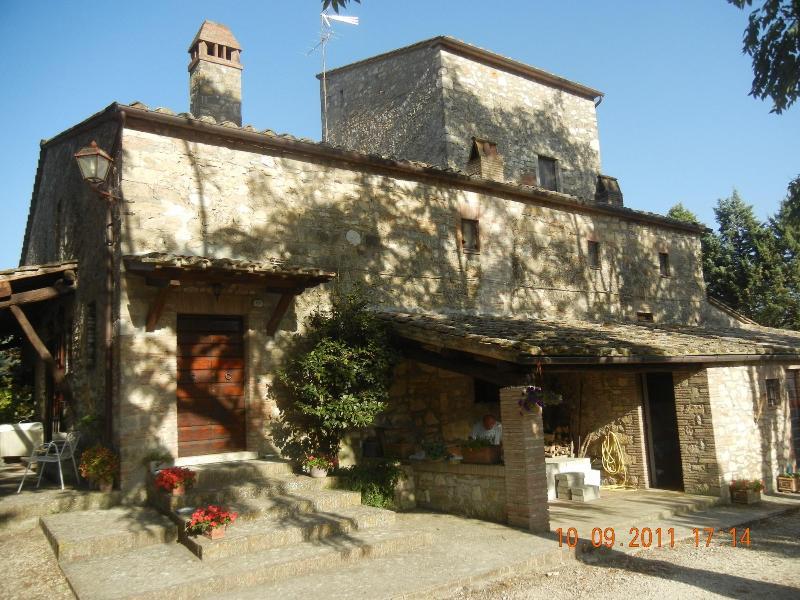 """Panoramic Farmhouse In Umbria """"LE TORRI"""" - Image 1 - Amelia - rentals"""