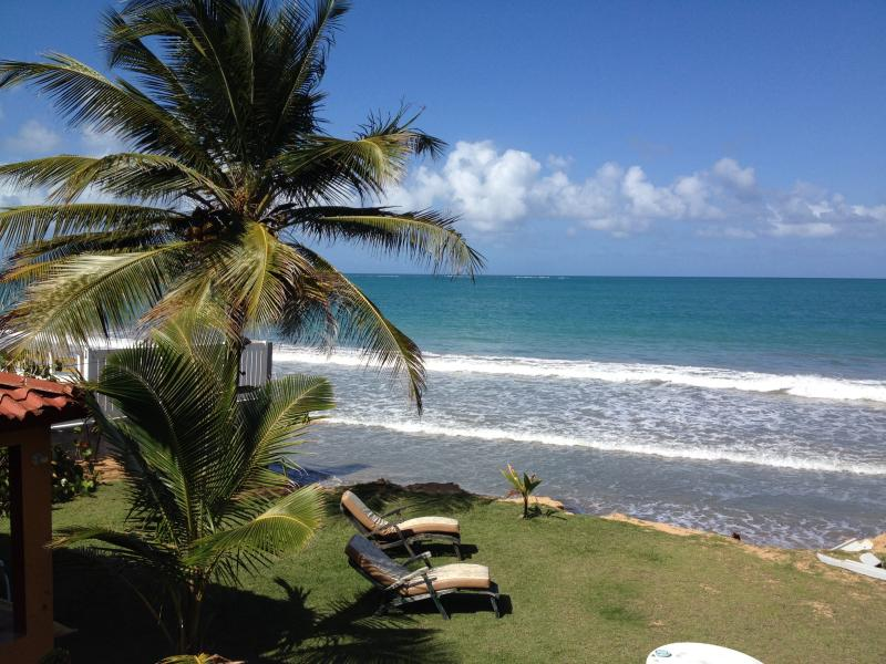 Beachfront House in Luquillo - Image 1 - Luquillo - rentals