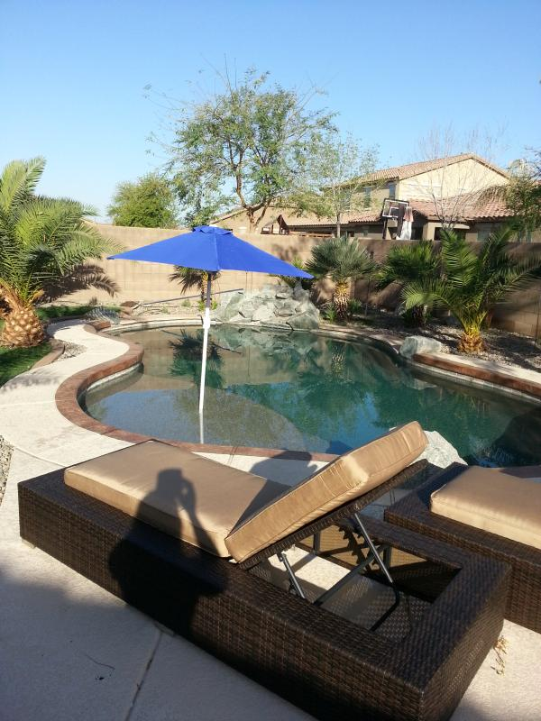 Pool - Private Relaxing Resort Home Year Round Heated Pool - Goodyear - rentals