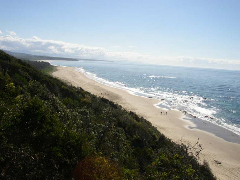 Beautiful coastline stretching north from Oceanview1 - Oceanview1 Nambucca Heads - Nambucca Heads - rentals