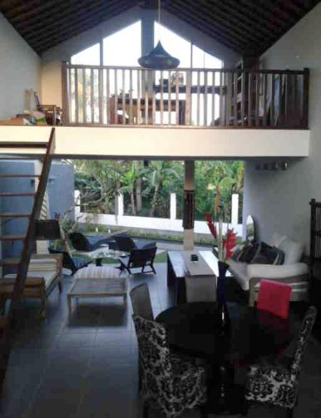Open Living, Artist Studio Loft - AVAILABLE NOW! New Villa w/ Pool- Umalas - Kerobokan - rentals