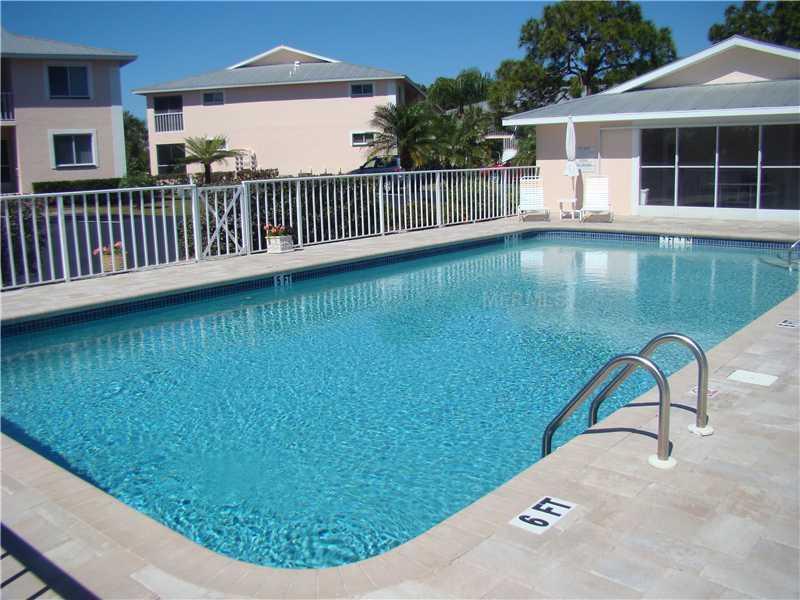 pool - South west Florida Condo - Englewood - rentals