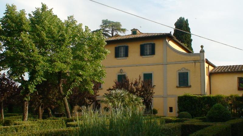 view of the  Villa Argiano a Montepulciano - Tenuta di Argiano a Montepulciano ,Tuscany, Montepulciano, Siena, - Montepulciano - rentals