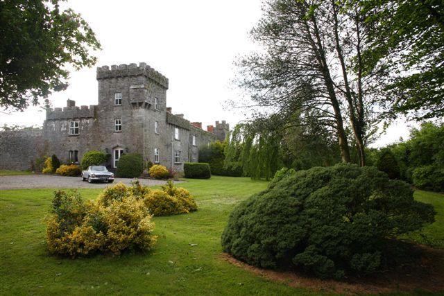 Fanningstown Castle - Fanningstown Castle, Adare, Co Limerick  Sleeps 10 - Adare - rentals