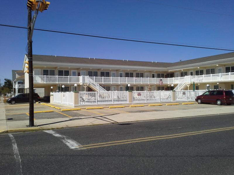 building picture - north wildwood first floor rental - North Wildwood - rentals