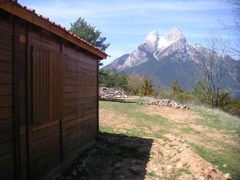 Cal Forca front of Pedraforca - Image 1 - Saldes - rentals