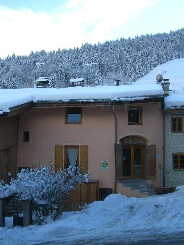 Deep in Snow - Courchevel Farmhouse - Bozel - rentals