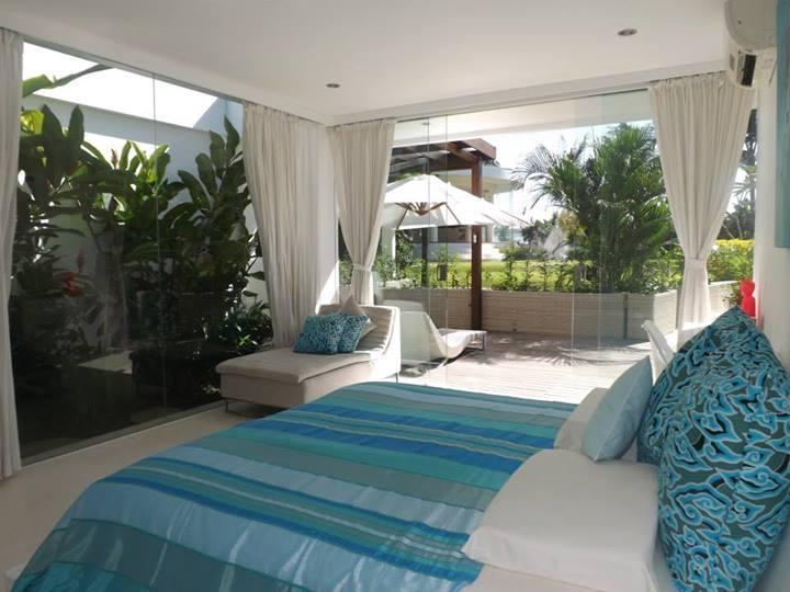 Garden Guestroom 1 bed with relaxing sofa - Boutique Room Garden View 1 - Kerobokan - rentals